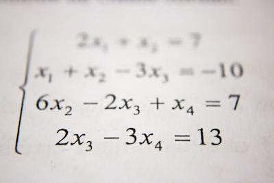 mathematics computation math zoom background