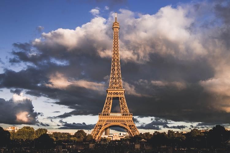 Eiffel Tower, Paris, Iconic Landmarks in Europe