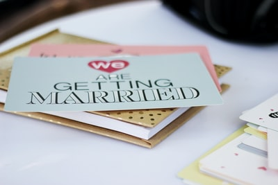 wedding invatation card