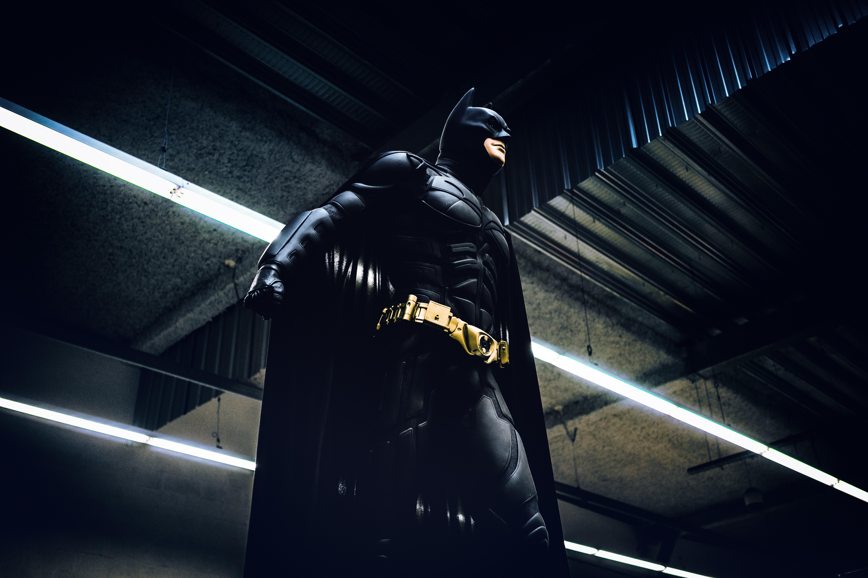 gaming batman