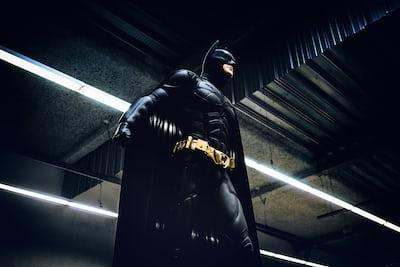 La saga de películas de Batman
