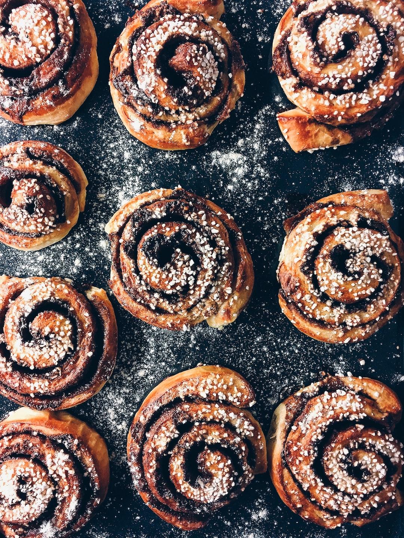 Sunday bake time!