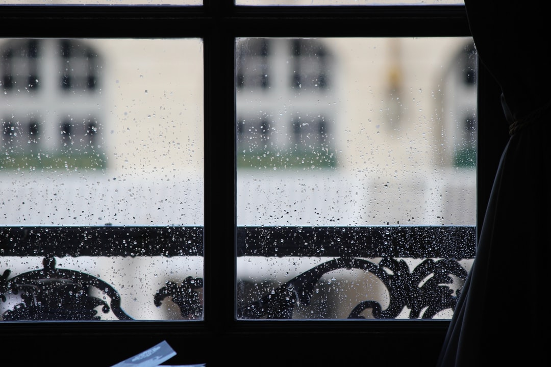 Taken from the town hall in Nancy, France. Looking over Stanislas Square. A rainy September day.