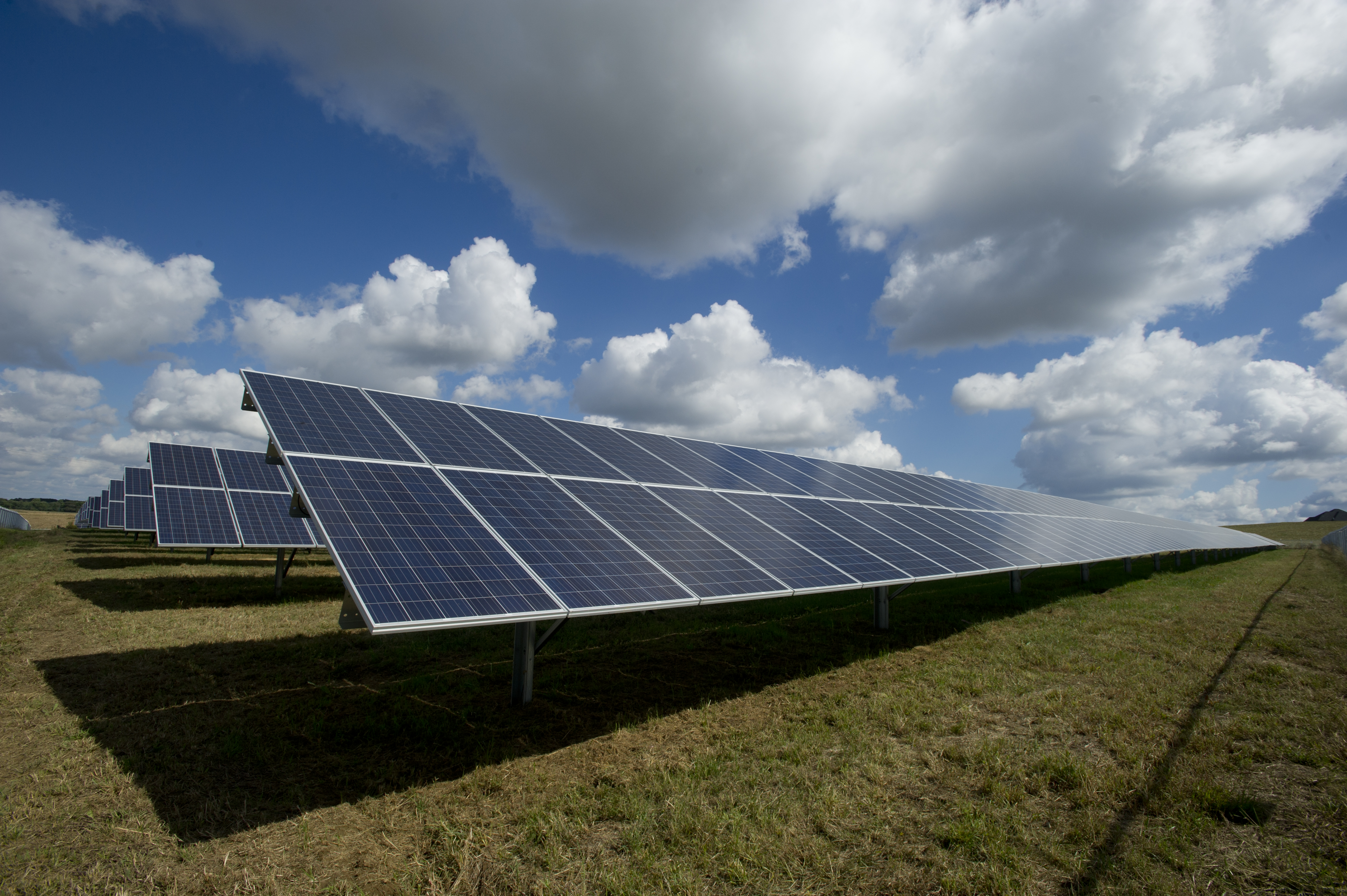 Solar Cells to Power your Phone