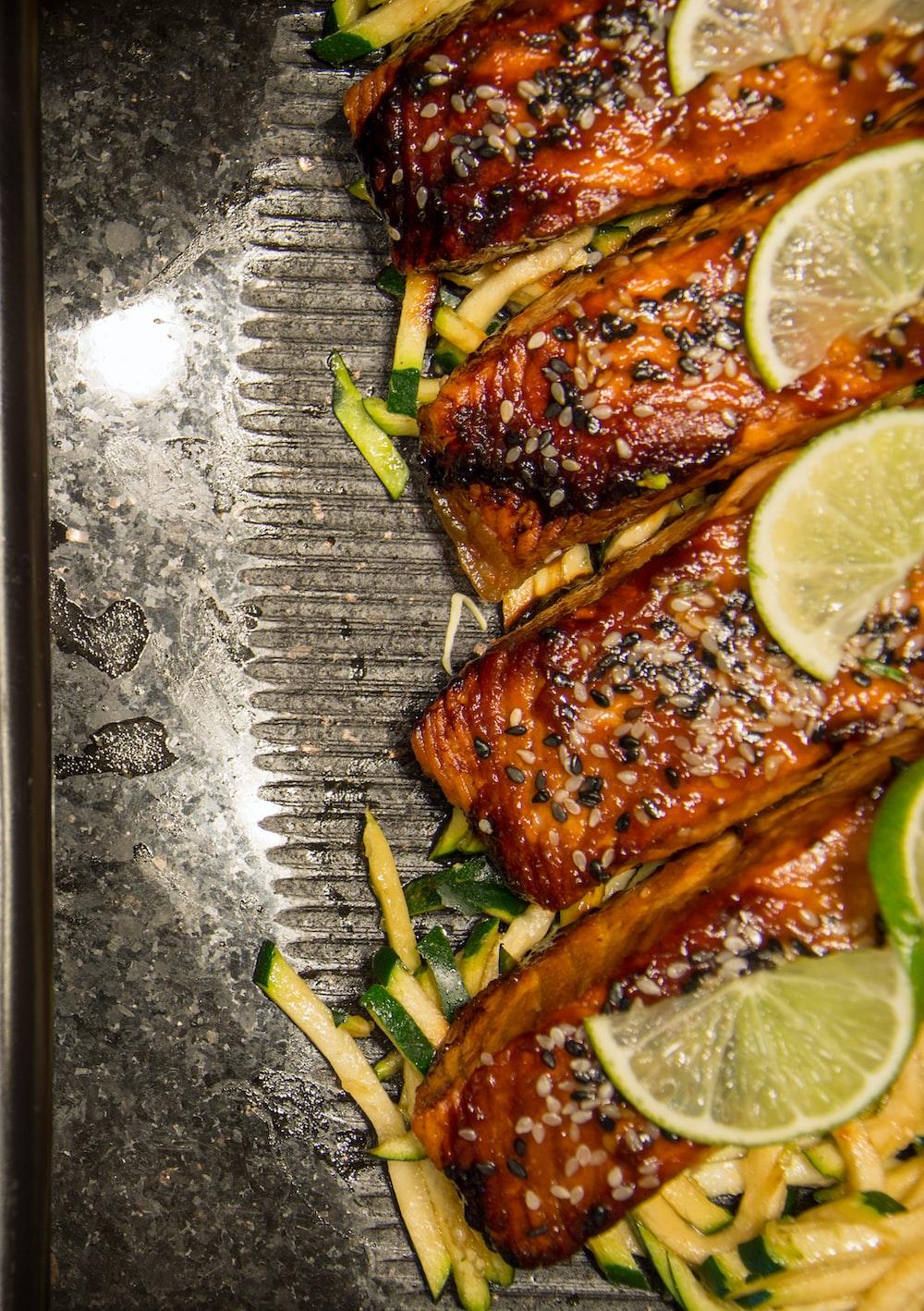 Dijon Thyme Roasted Salmon