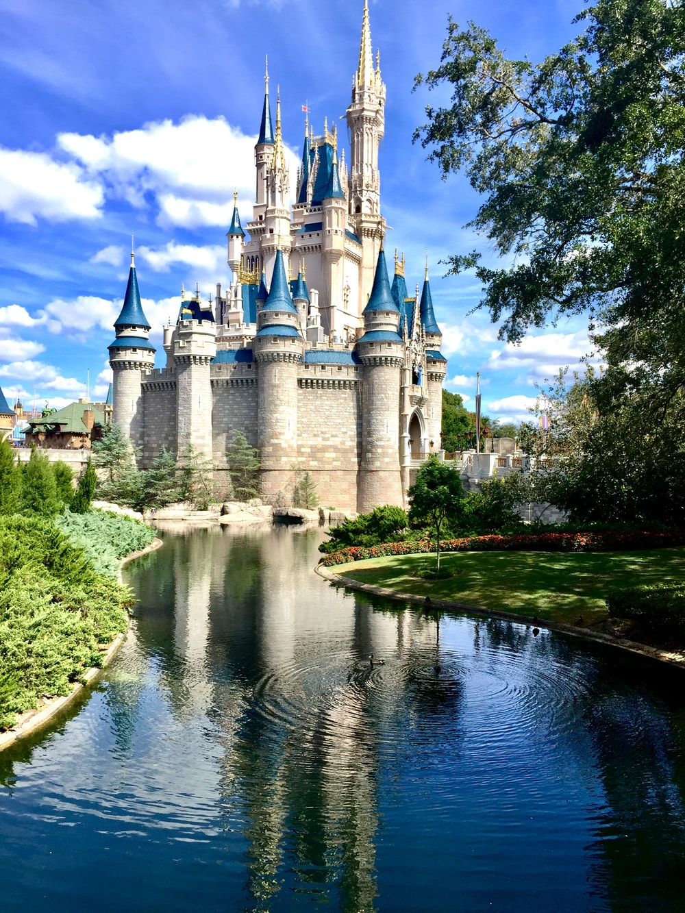 Disney Castle, Singapore