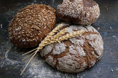 Kalorietabel for brød: Tabel med kalorier i brød 🍞