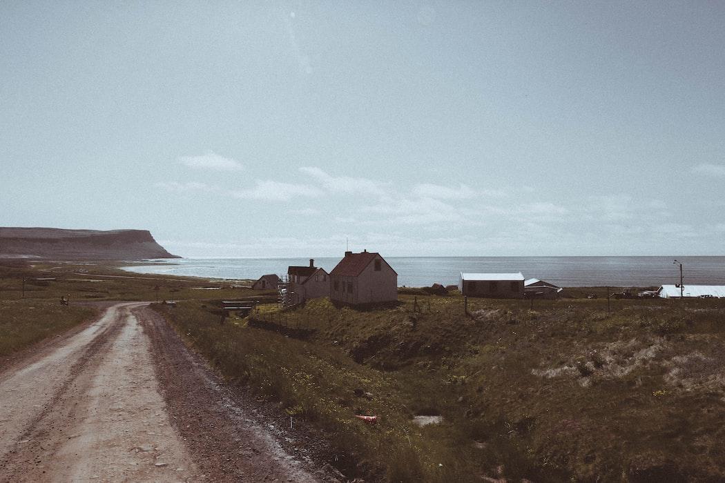 Westfjords, Strandir