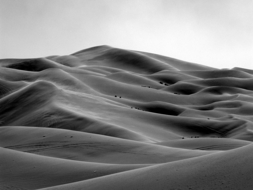 Aglodones Dunes