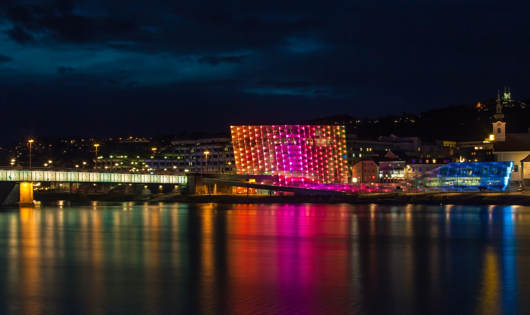 Ars Electronica Center in Linz, Austria