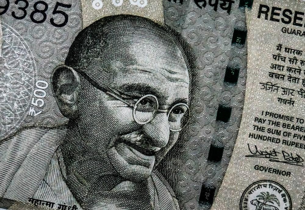 インドルピー紙幣