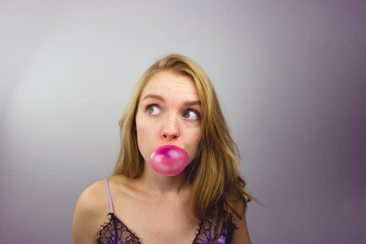 Mental Platter: Psych hack#1 - Chew gum to reduce post-traumatic stress