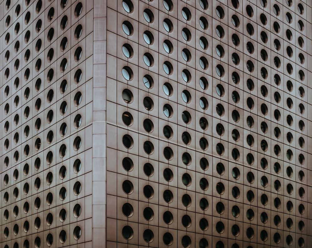 brown concrete building taken at daytime