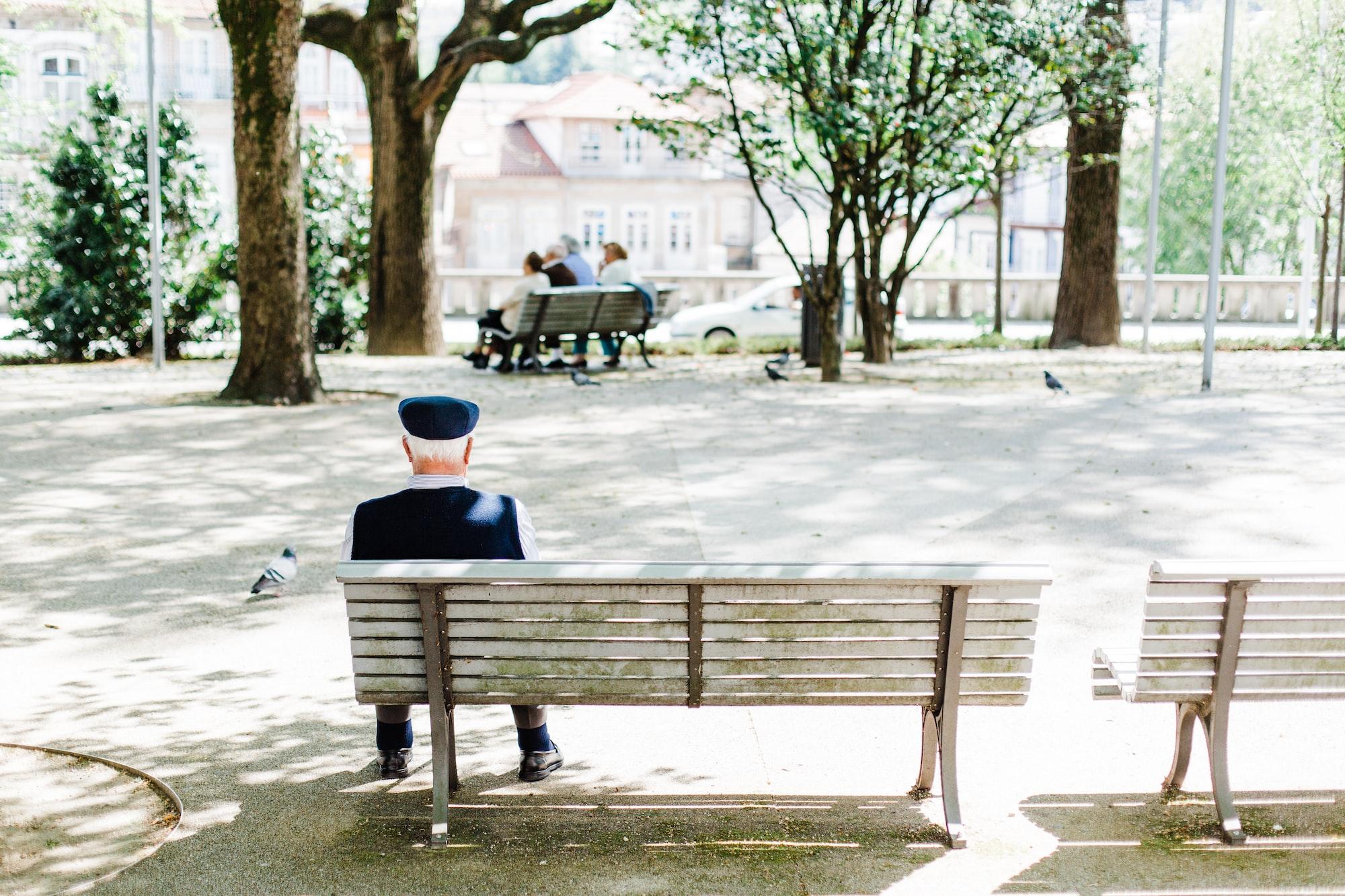 101letý muž kdysi přežil epidemii španělské chřipky a nyní si jeho tělo poradilo i s koronavirem