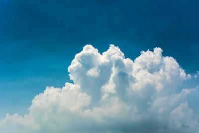 cloudy sky cloud teams background