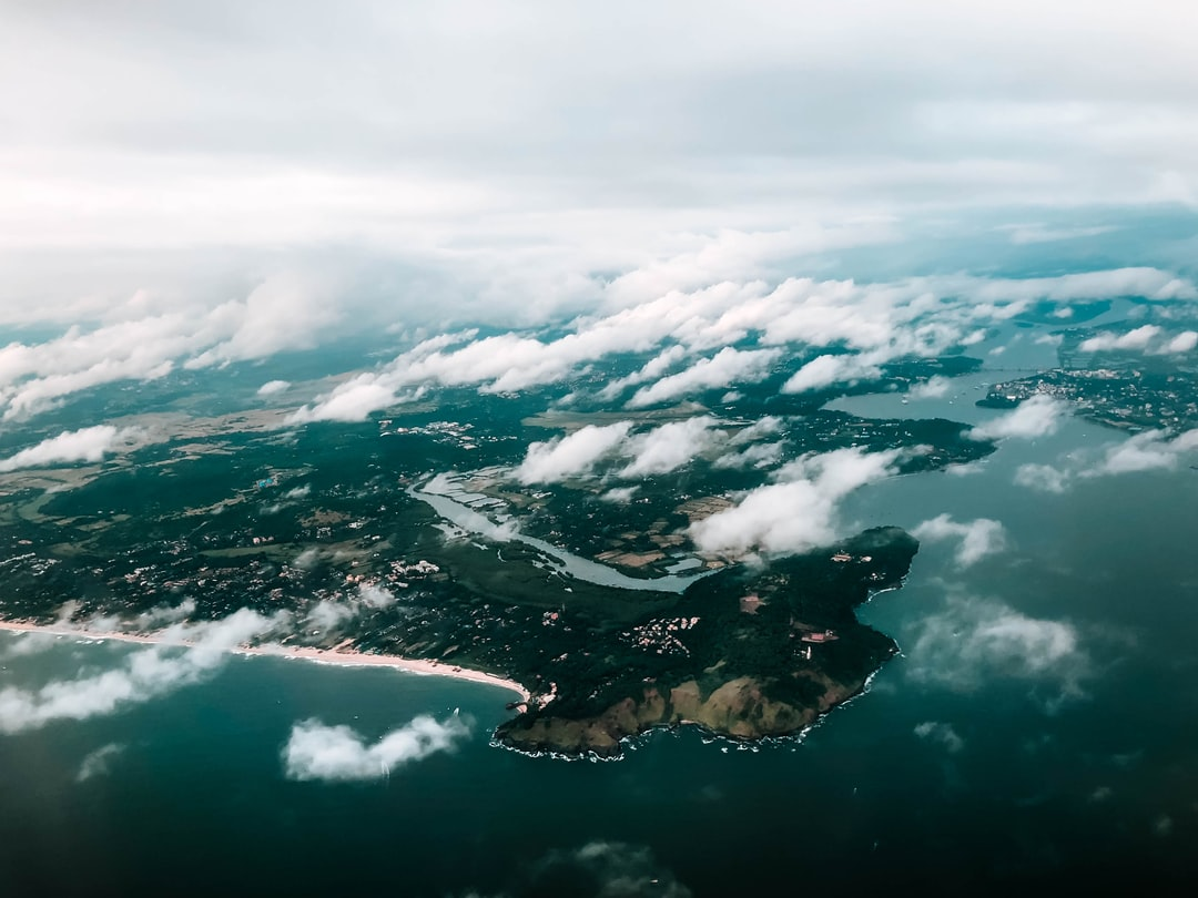 Goa from the Sky