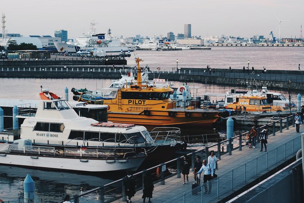 ferry Japan
