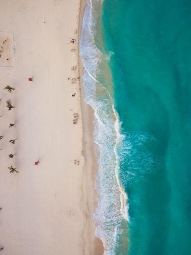 La majestuosidad de las playas de Cancún