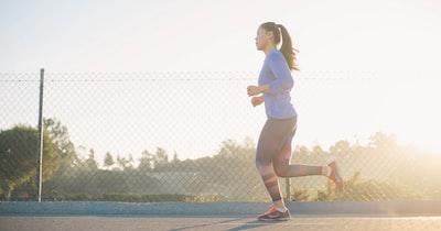 Eksplosiv træning gør dig hurtigere på 5 km