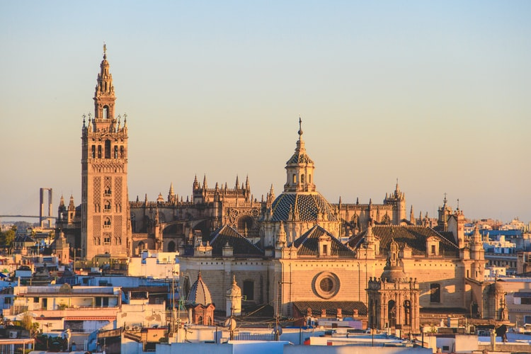 Spain, Places to Visit in Europe in January