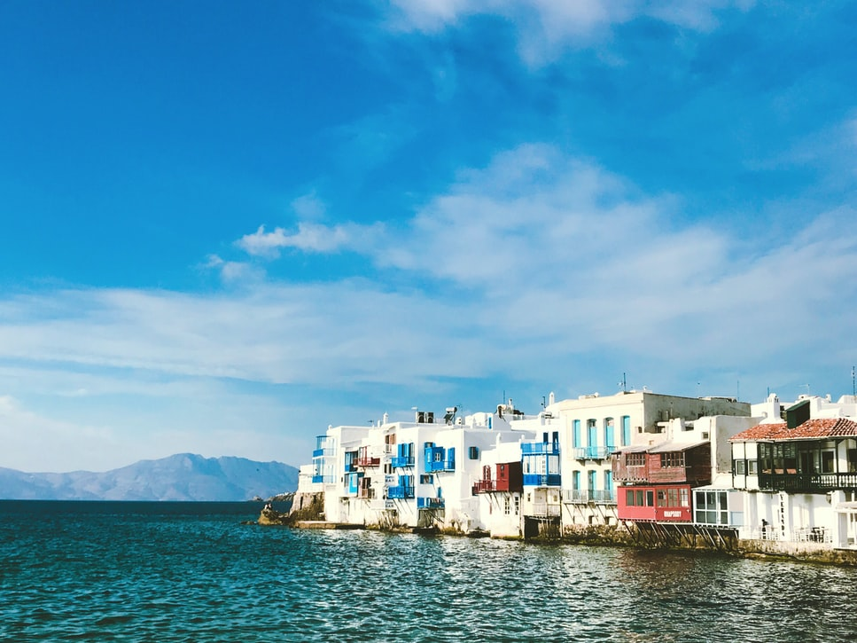 Mykonos, Places To Visit In Greece In September