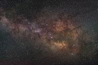 brown and gray galaxy
