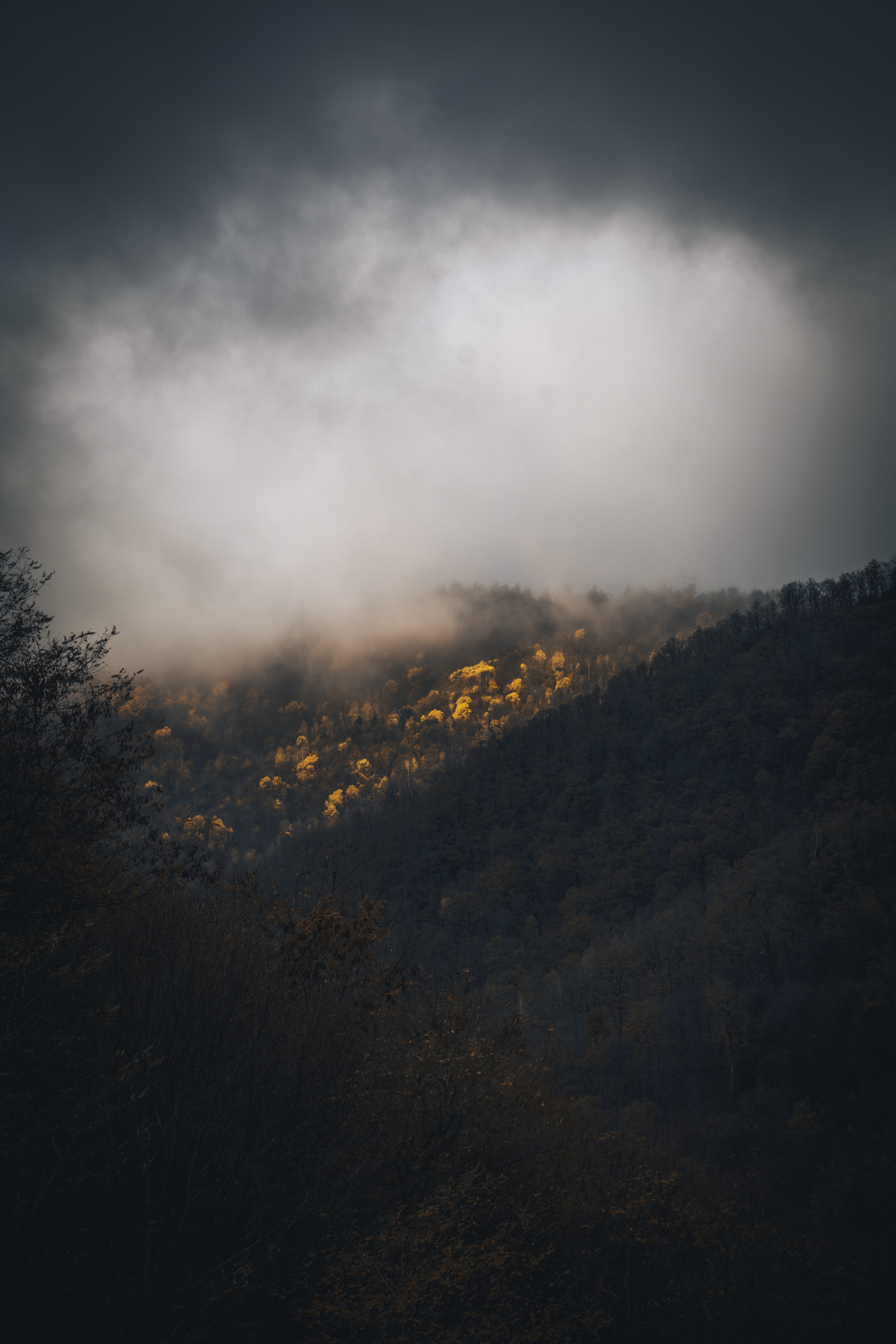 landscape photo of mountain during daytime