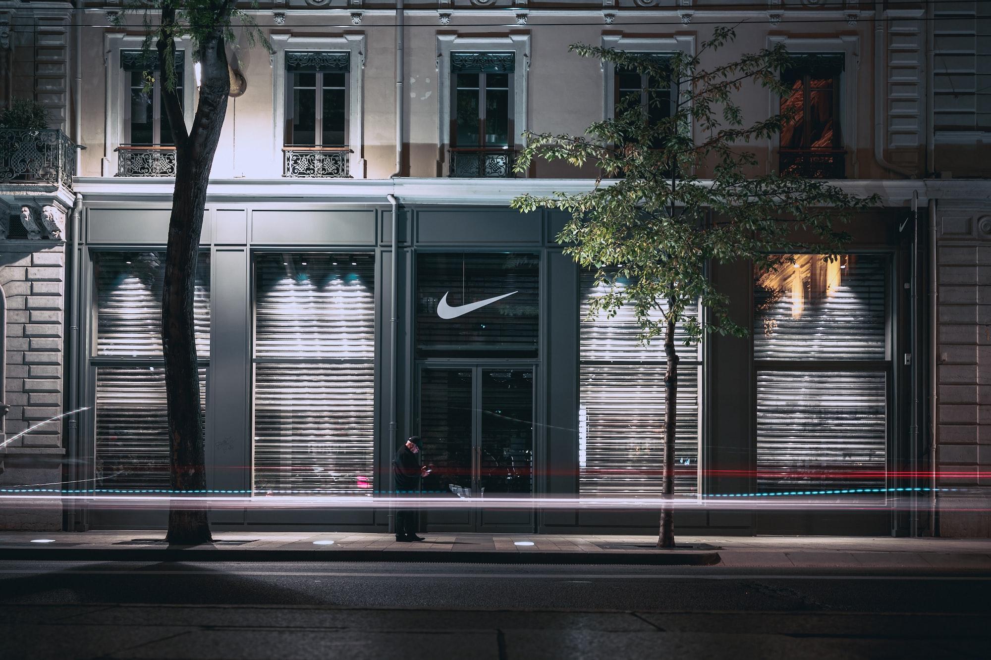 Nike too fast