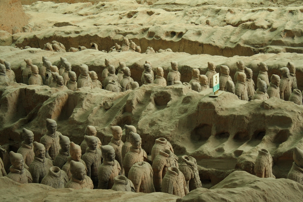Terracotta Warriors - Direct From The Local - Xian
