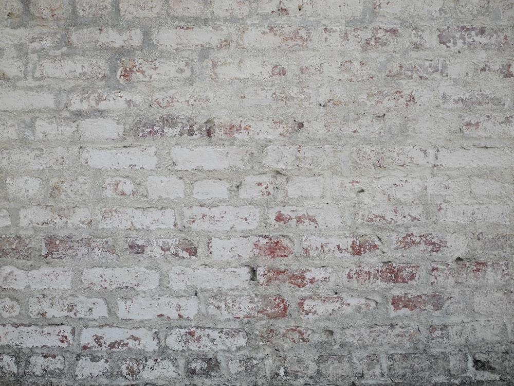 gray concrete brick wall