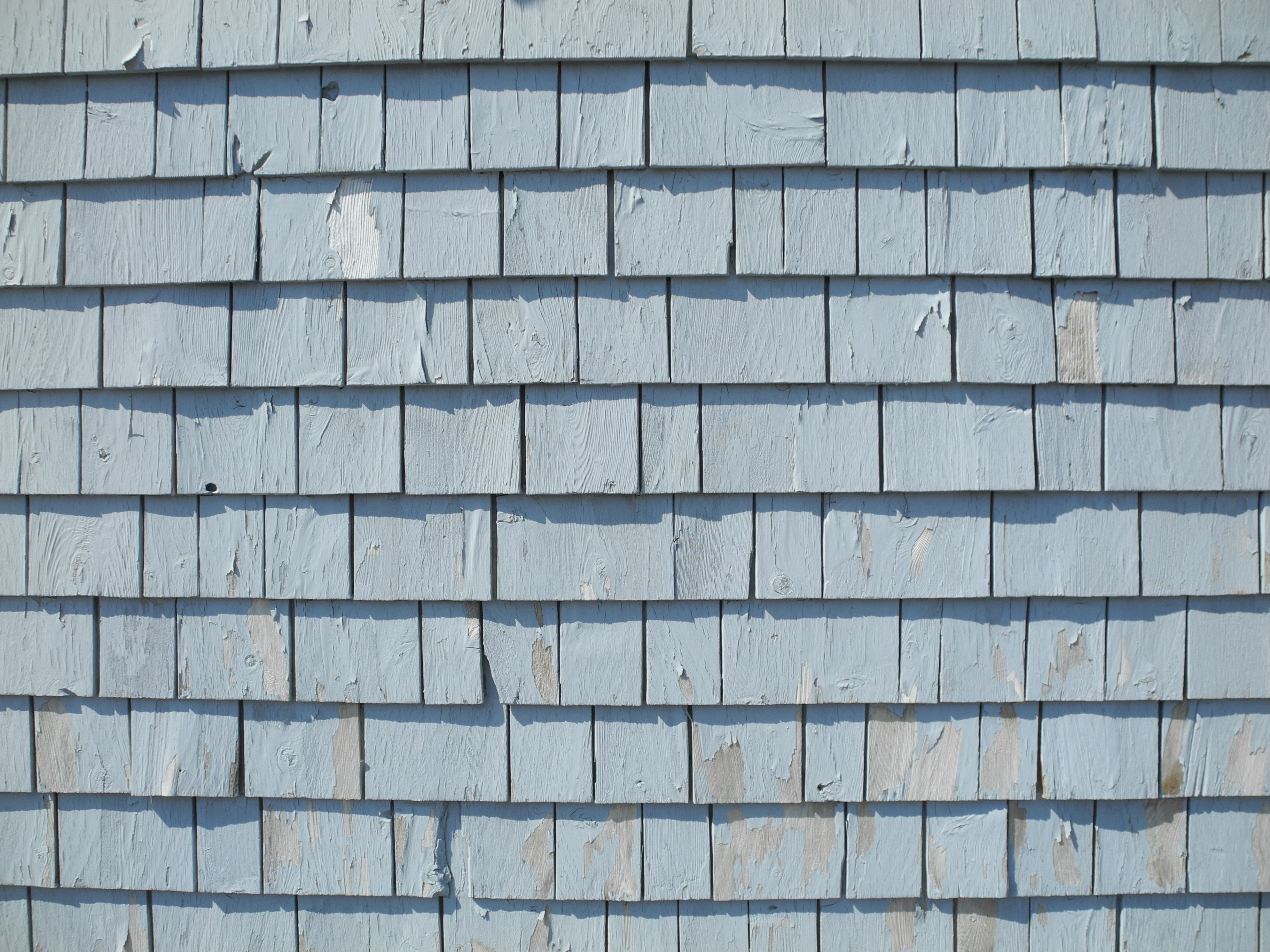 blue and gray wooden wall