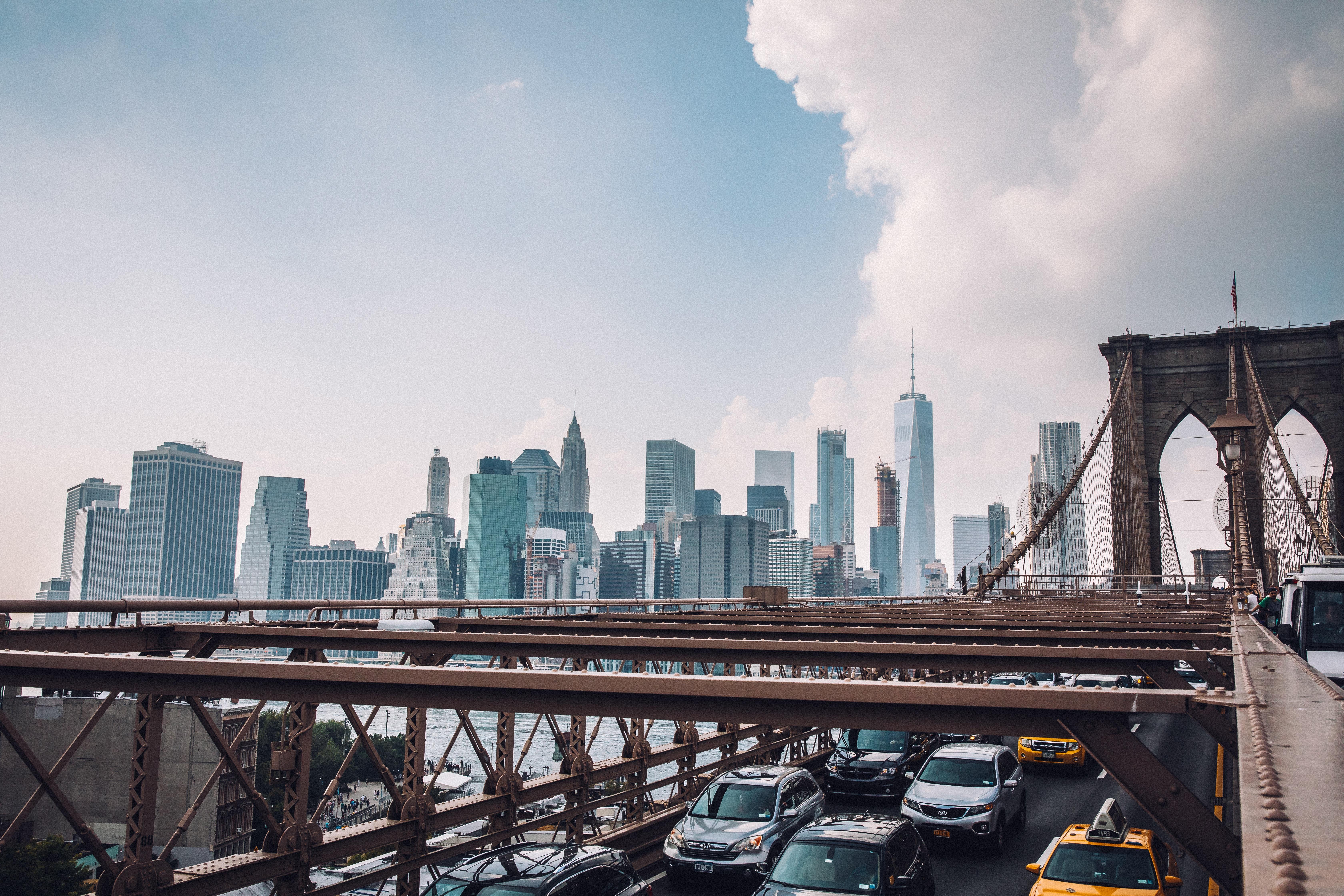 Brooklyn Bridge, New York photography