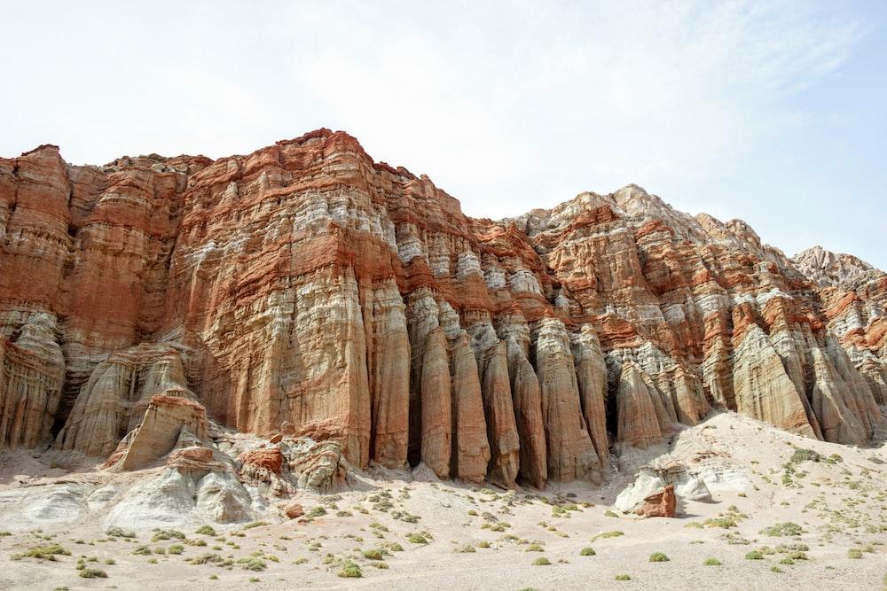 Bryce Canyon during daytime