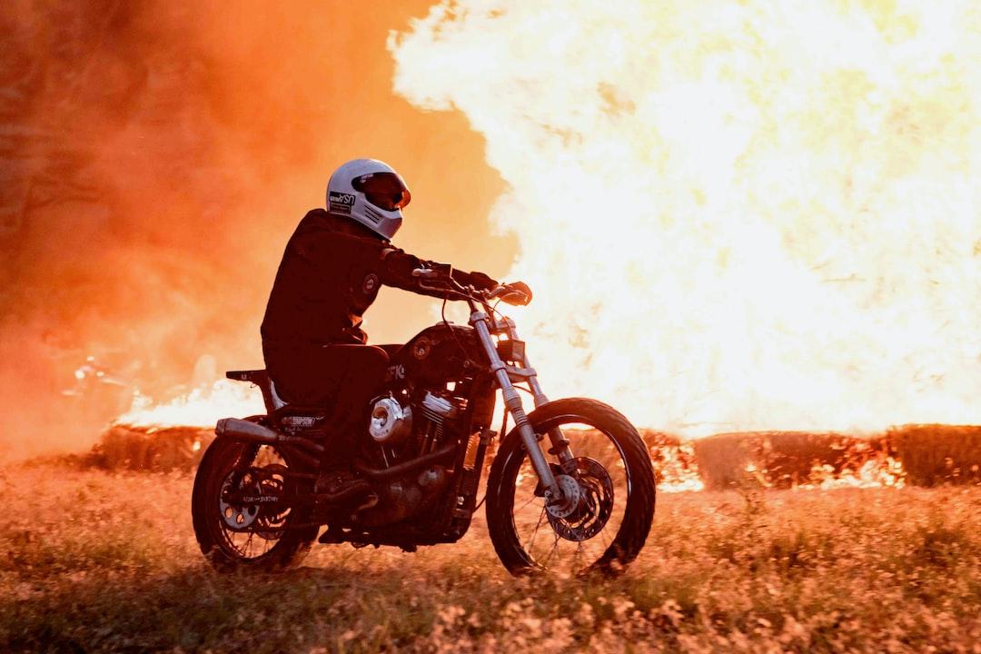 Racing fire in the Red Desert, Utah.