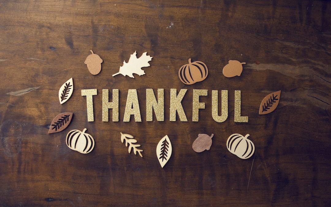 Rejoice in Thanksgiving