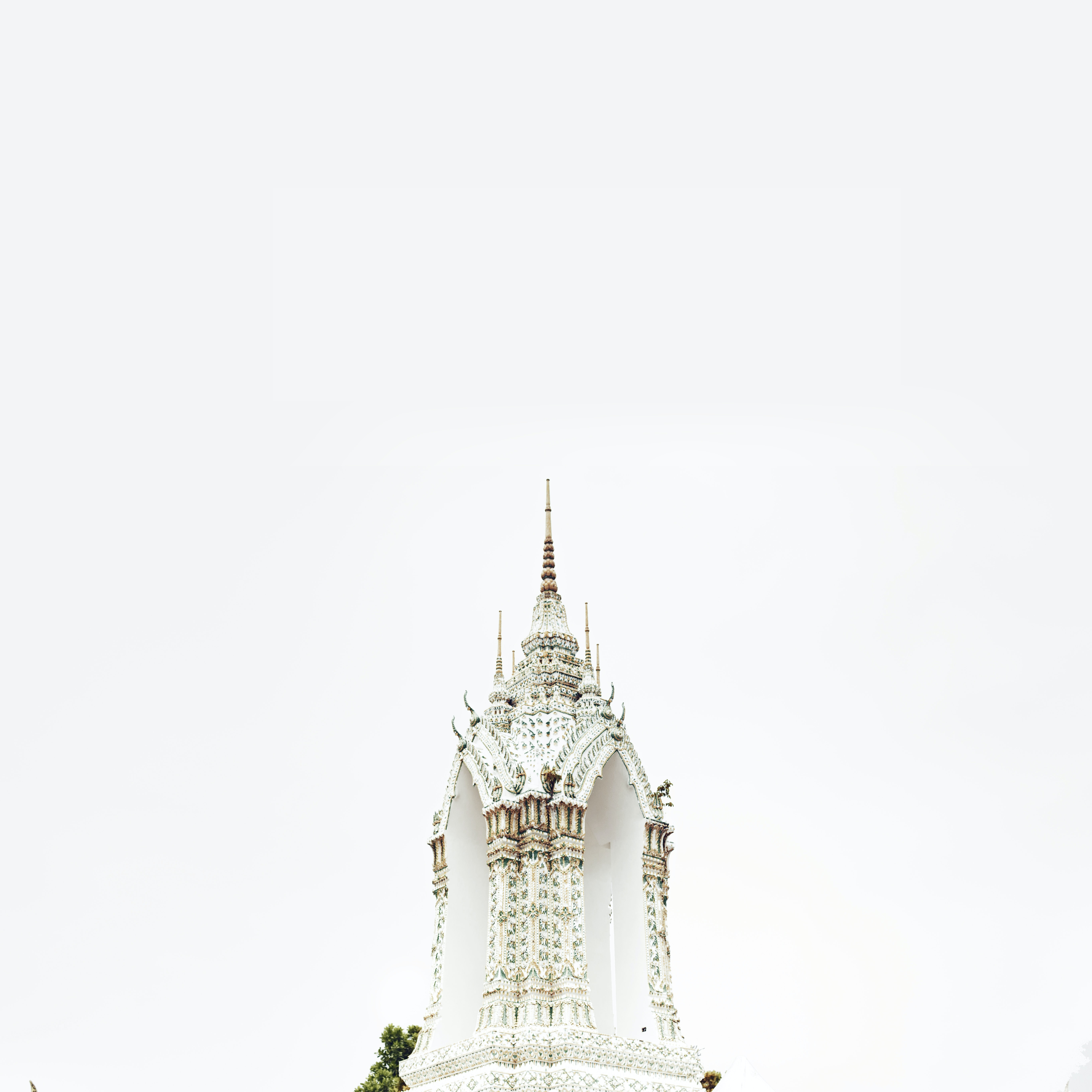 photography of tower