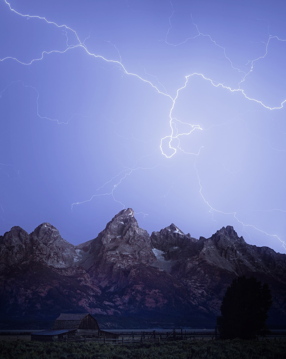 lightning illustration