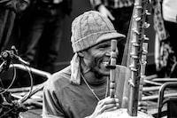 The Portobello Street Musician