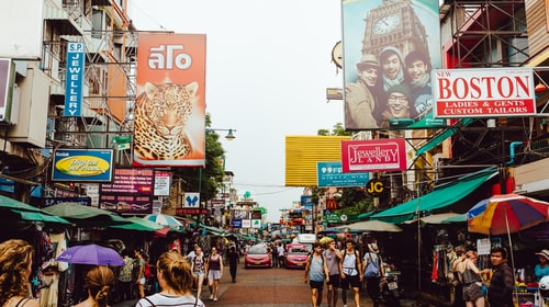 How to Plan to Shop in Bangkok