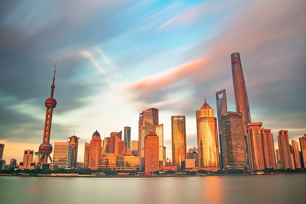 Oriental Pearl Tower, Shanghai