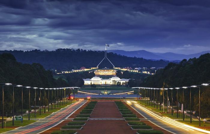 Kota ramah pelajar di Oseania  - Canberra