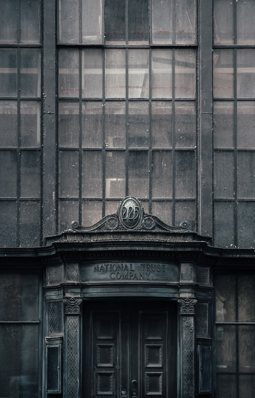 National Trust Company facade