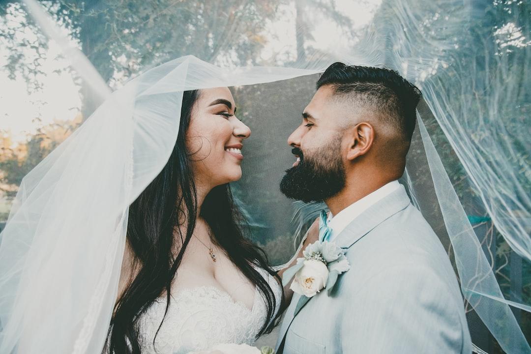 photograph of wedding