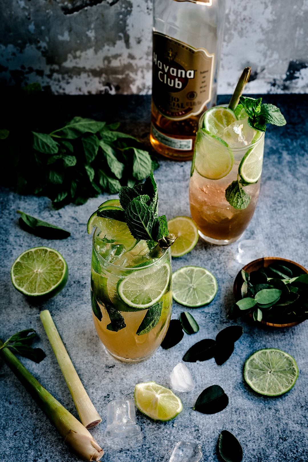 There is no better cocktail for those hot summer days than a Mojito.