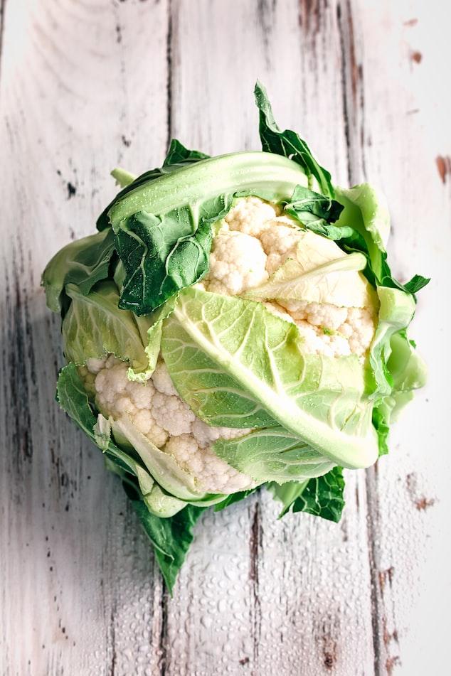 White cabbage picture
