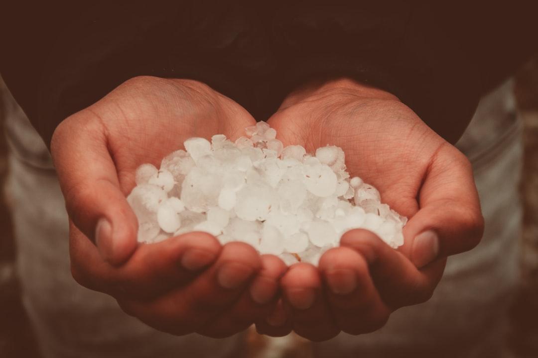 Hands of Ice