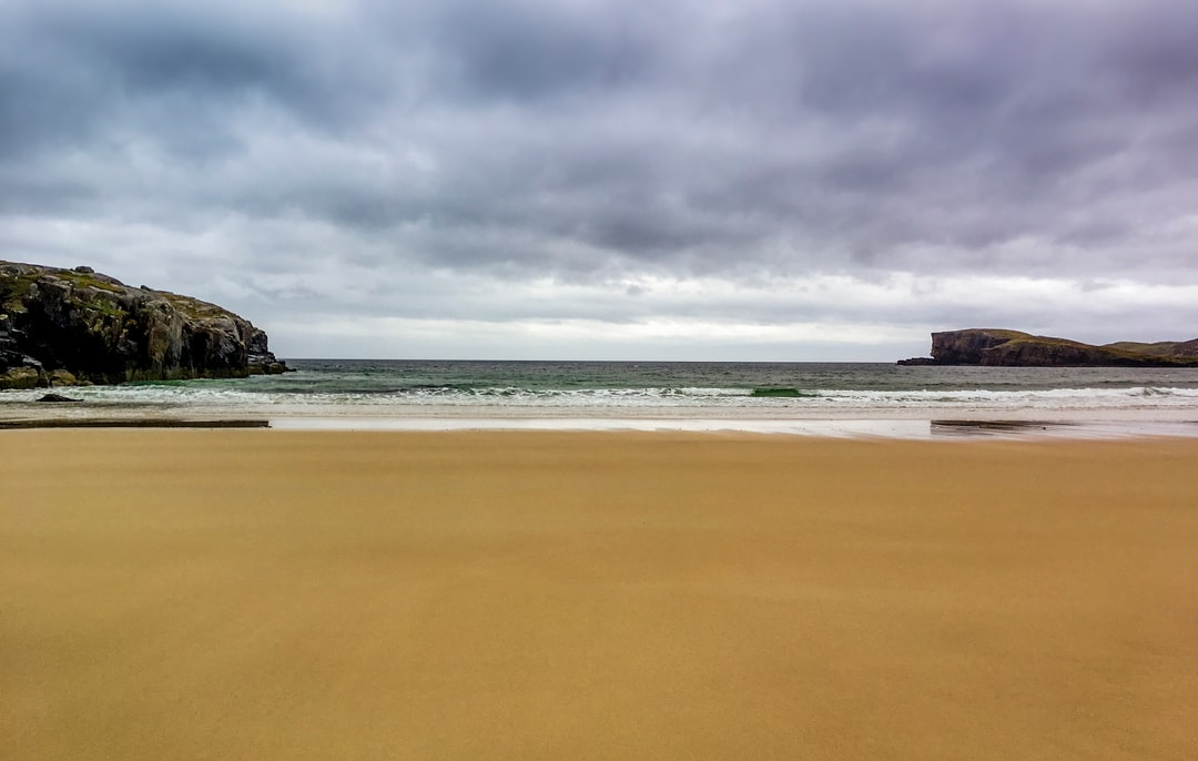 Oldenshore Beach Scotland