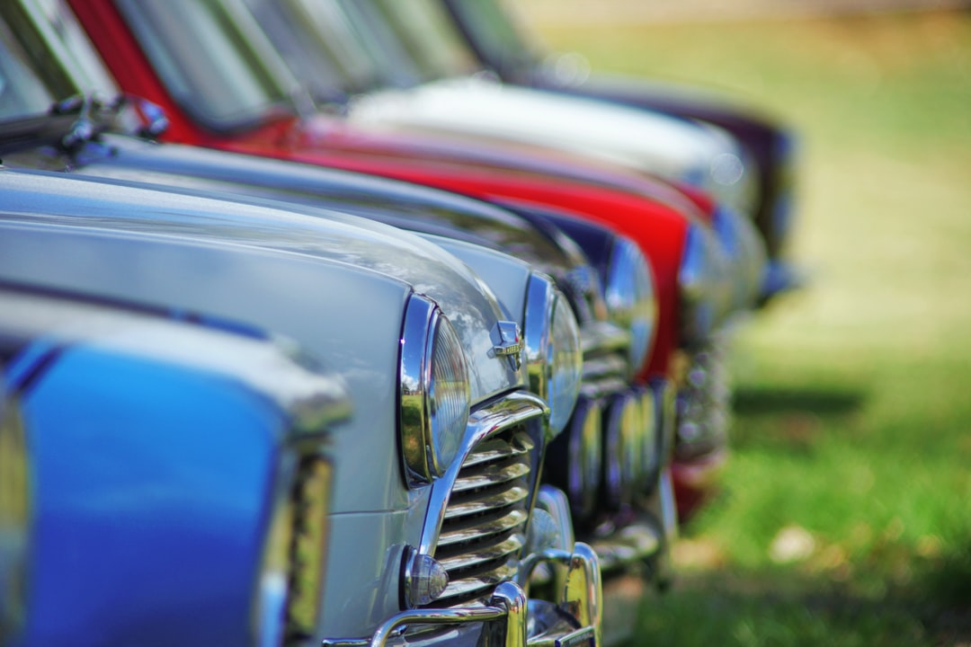 Minis all in a Row
