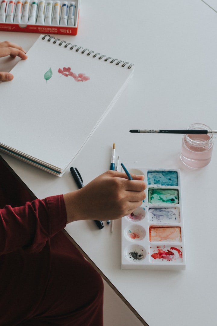 How to improve and make cash for your art career if you're struggling