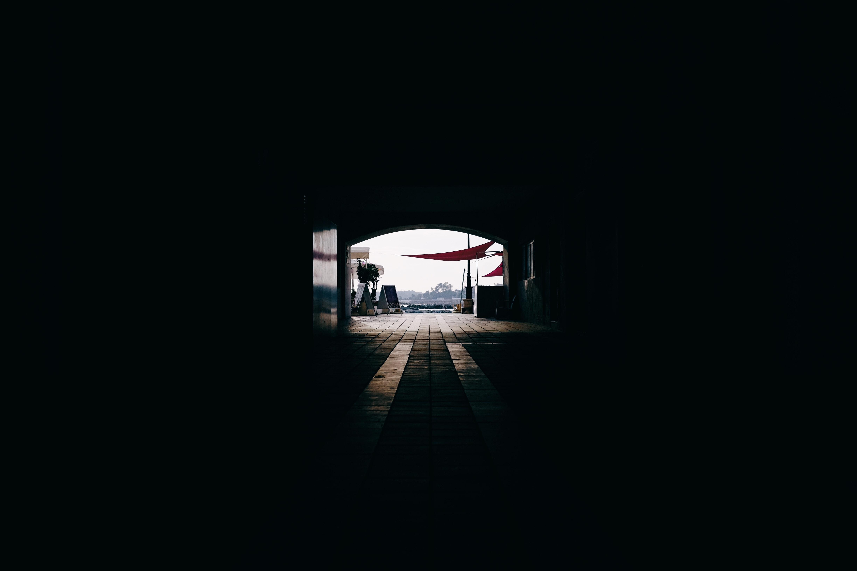 rectangular tunnel way frame